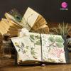 Kit scrapbooking pas cher Botanique